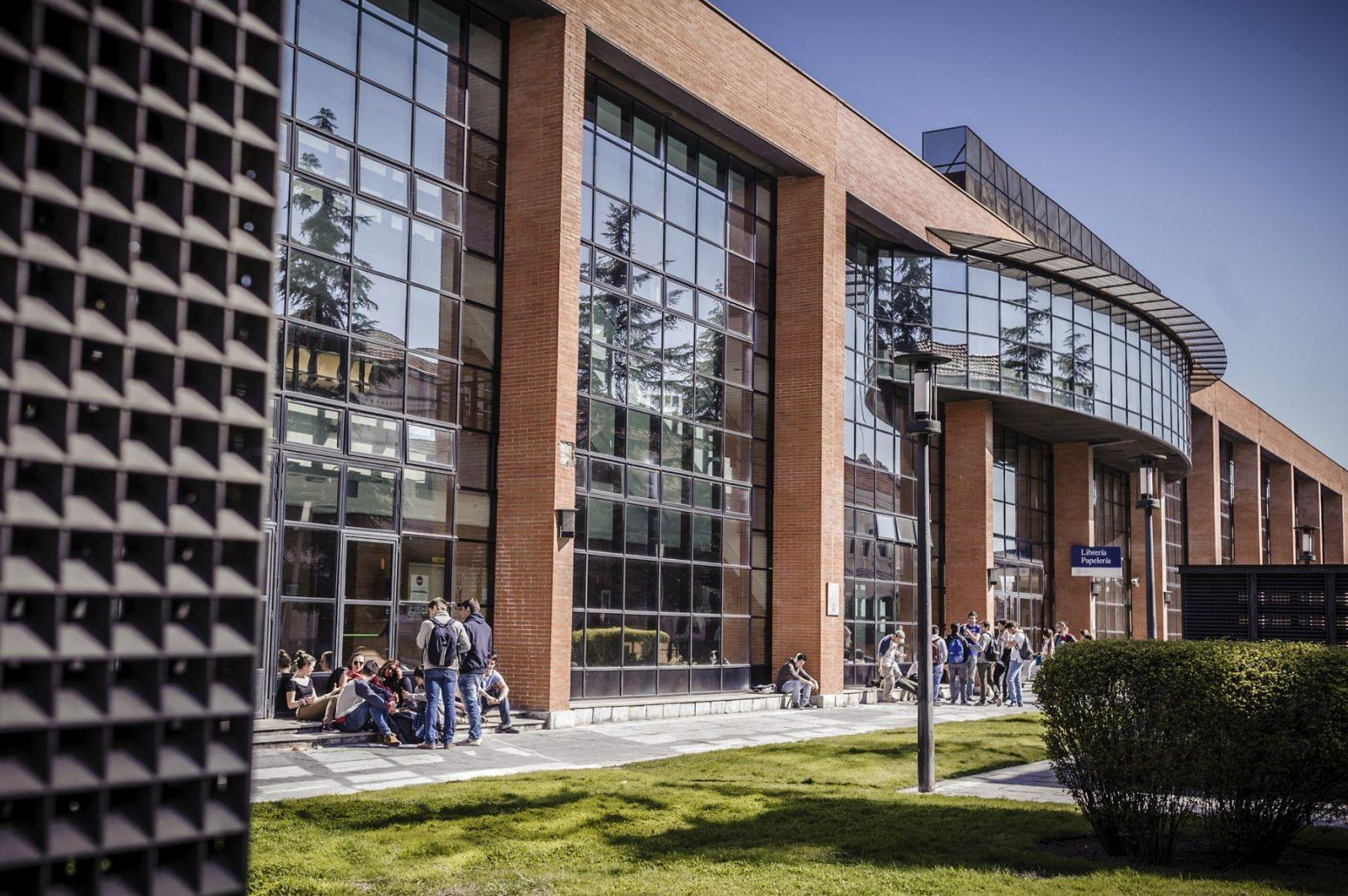 Учебное заведение в Мадриде