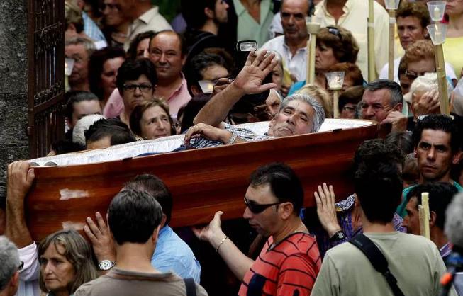 Фестиваль избежавших смерти Испания