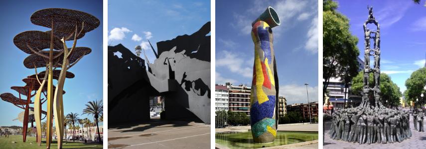 Памятники природы,скульптуры