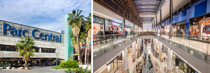 Centro Comercial Parc Central