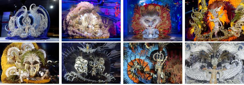 Королевы карнавала