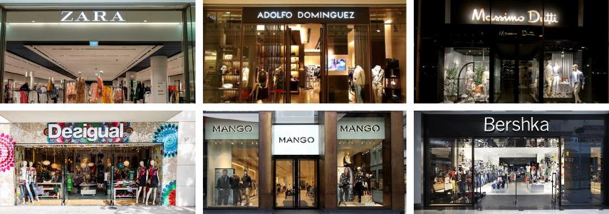 Испанские бренды