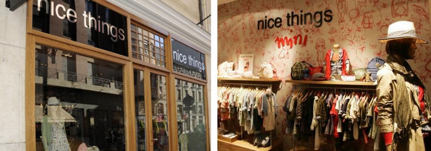 Магазин Nice Things