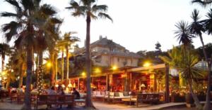 Trocadero Arena пляжные клубы