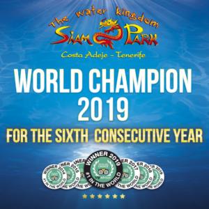 Siam Park 2019
