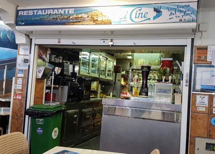 Bar Restaurante El Cine