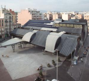 Barceloneta рынок