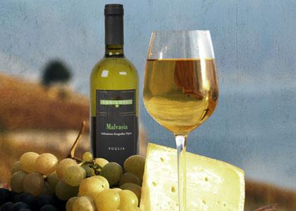 Beloe vino Mal'vaziya