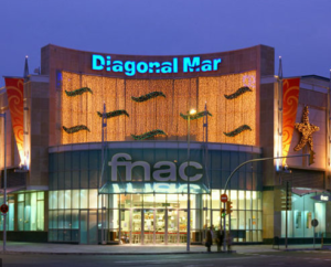 Diagonal mar