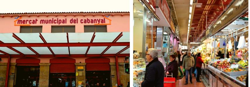 Mercat Municipal el Cabanyal рынок