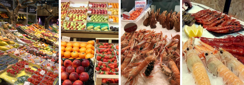 Рынок товары, рыбный рынок товары