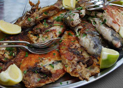 V'ekha,Рыба вьеха и ее рецепт.