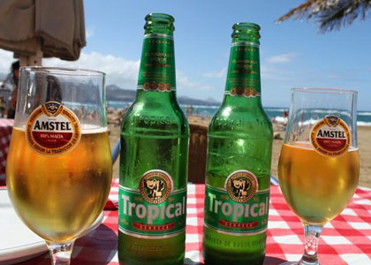 kanarskoe pivo Tropical