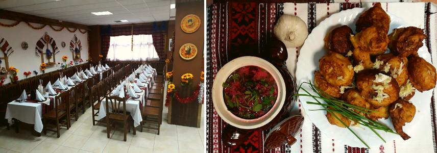 """Ресторан славянской кухни Casa de Ucrania """"Украинский дом в Валенсии"""""""