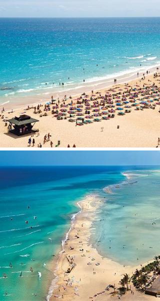Корралехо и пляж Сотавенто