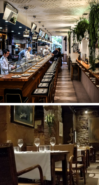 Bar Cañete, Cafè de L'acadèmia