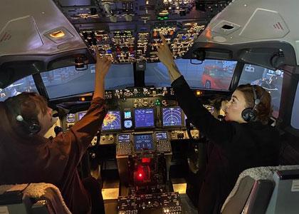 Аттракцион Top Aviator