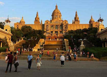 Барселона осенью ехать на экскурсии