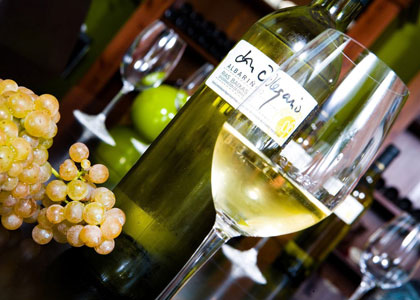 Белое вино из Rías Baixas