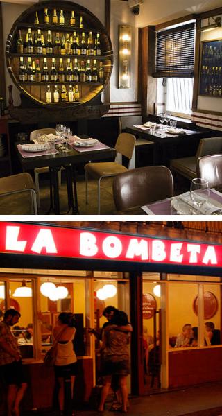 Can Ramonet и La Bombeta