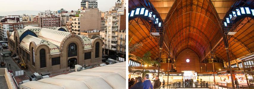 Центральный таррагонский рынок