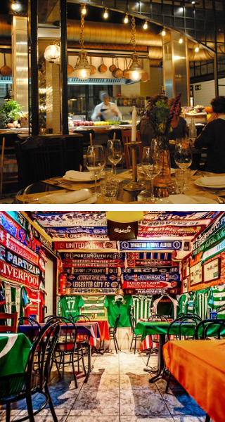 Hungaryto и Futballarium Barcelona