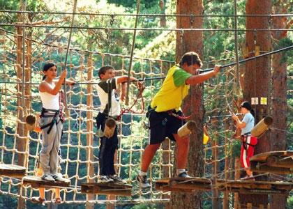 Канатный парк приключений Adventura Amazonia