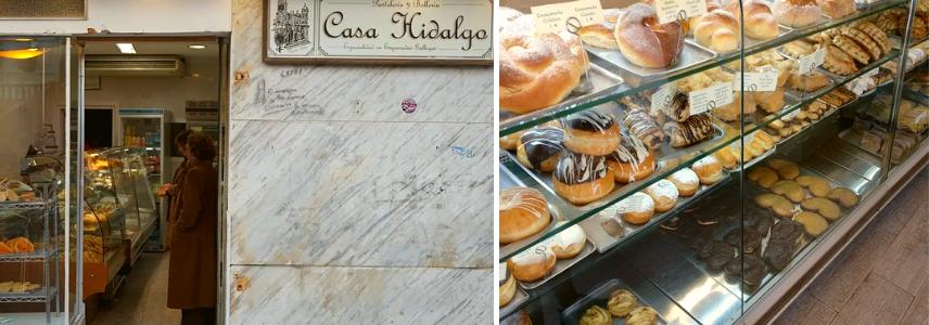 Кондитерская Casa Hidalgo