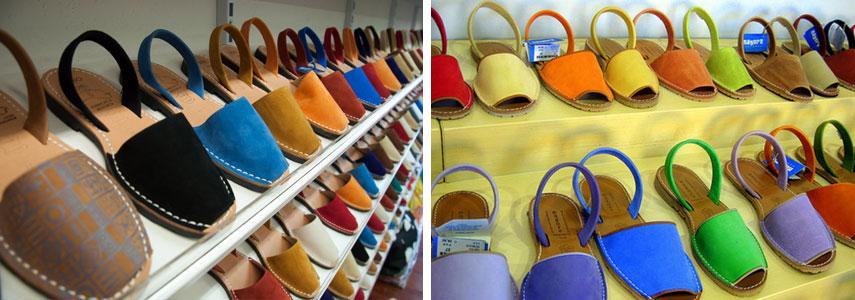 Кожаная обувь из Майорки