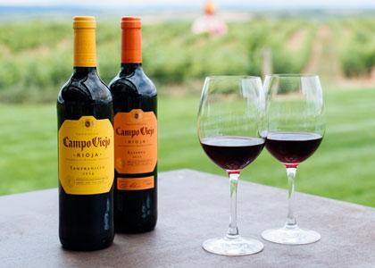 Красное вино La Rioja