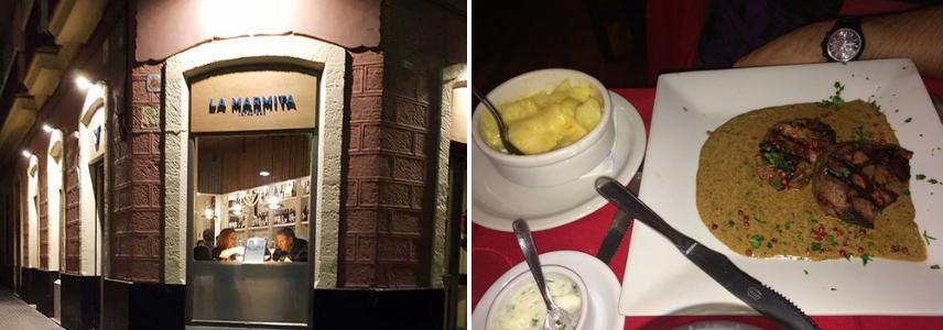 La Marmita ресторан