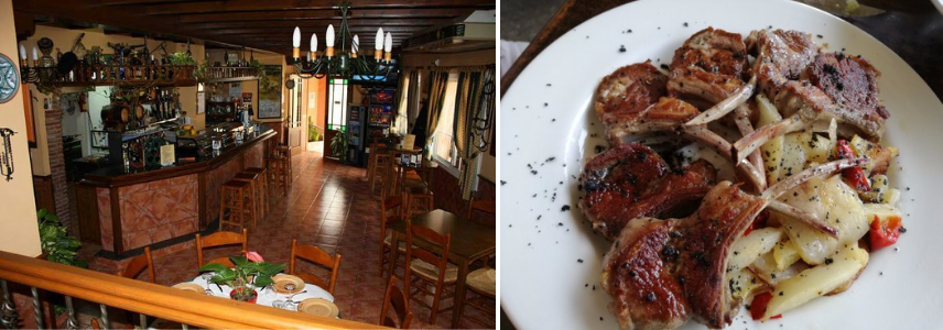 Ресторан Meson Casa Antonio