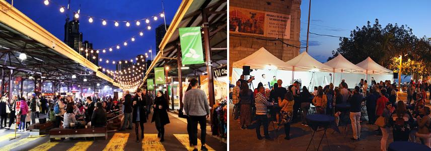 Ночной рынок Лос-Абригос, шоппинг на тенерифе 2019