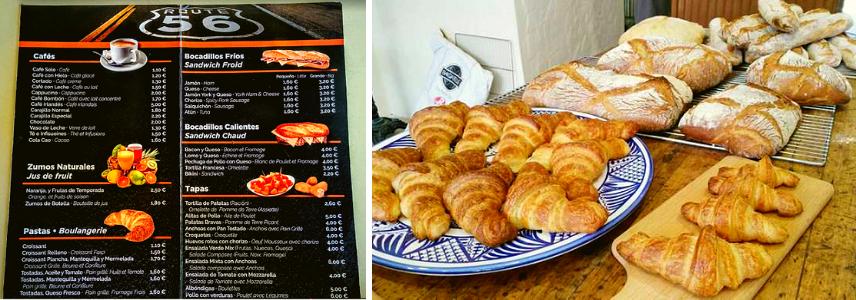 Panaderia Cafeteria 56
