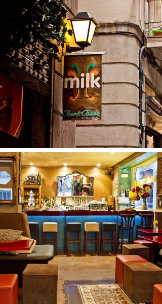 Milk Bar Bistro