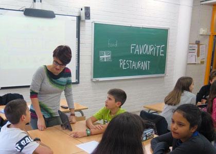 Начальное образование в Испании