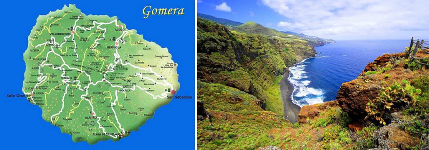 Остров Ла-Гомера