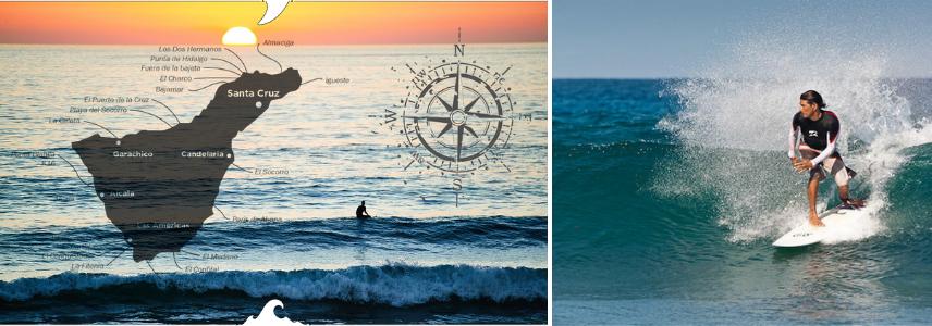 Пляжи для серфингистов