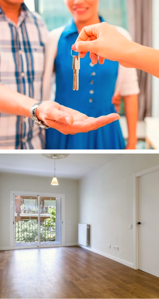 Покупка и аренда жилья