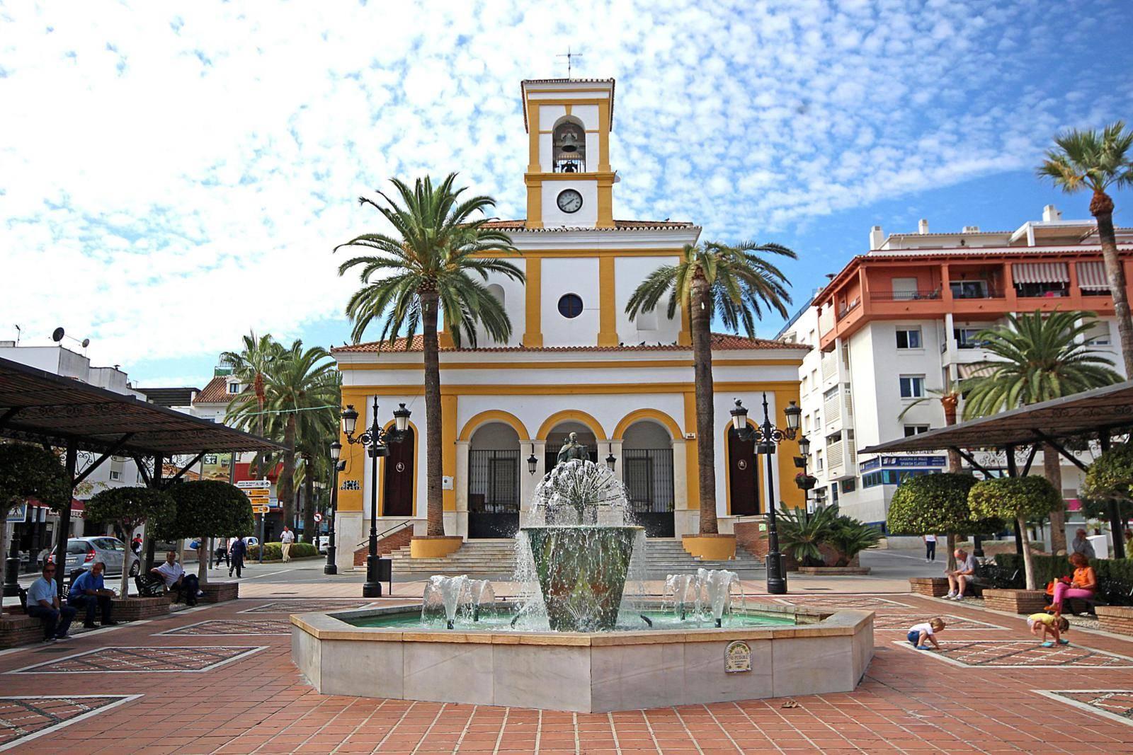 Сан-Педро-де-Алькантара