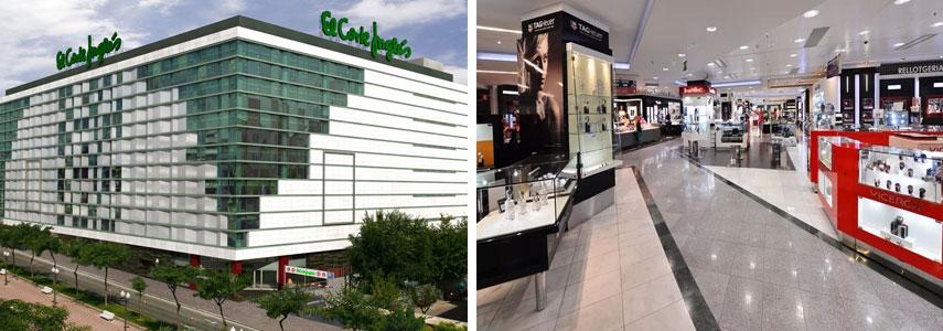 Сетевой торговый центр El Corte Inglés