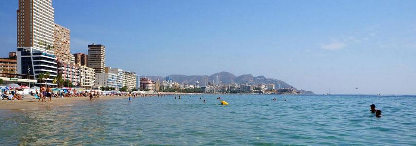 Температура моря в Барселоне