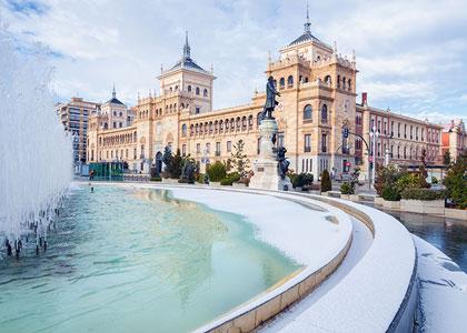 Зимняя поездка в Барселону