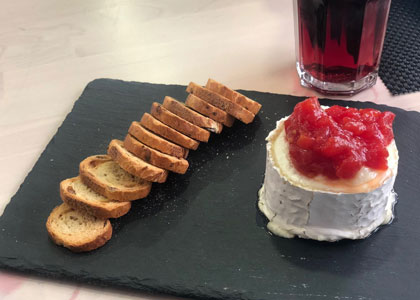 блюдо Allioli Valencian Food