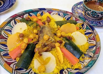 блюдо из ресторана Balansiya
