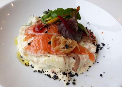 блюдо из ресторана Casa Manolo