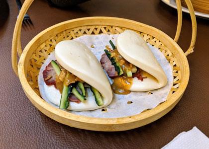 блюдо из ресторана Mey Mey