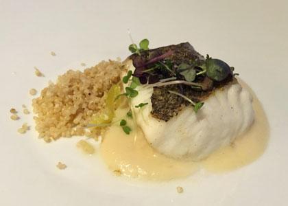 блюдо из ресторана Submarino