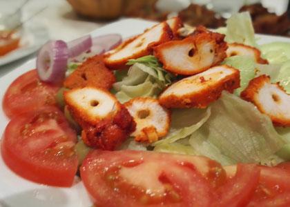 блюдо из ресторана Swagat