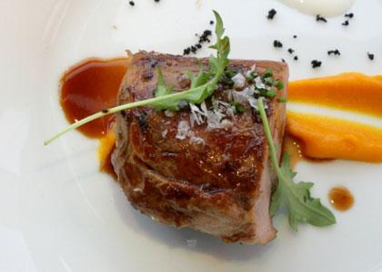 блюдо из ресторана Vertical
